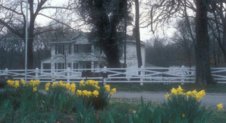 Murrell Home Circa 1845 Park Hill Oklahoma