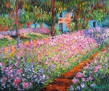 How Dutch Bulb Fields Changed Monet's Gardening and Art – www.OldHouseGardens.com