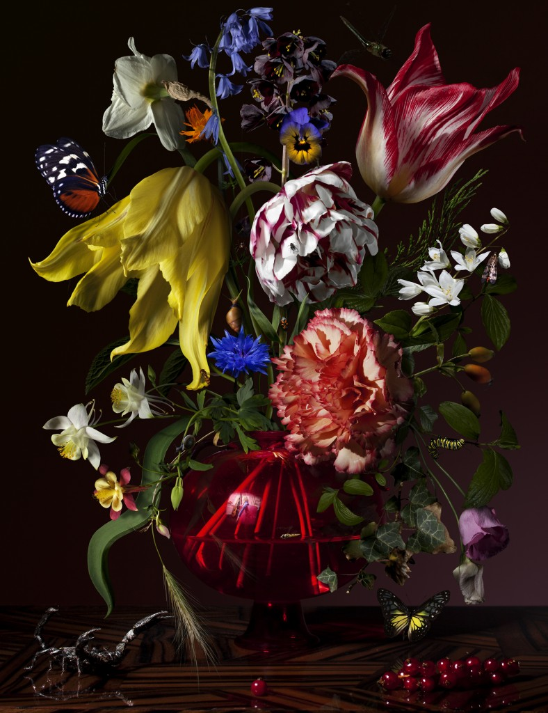 Old Masters Remixed: The Floral Art of Bas Meeuws