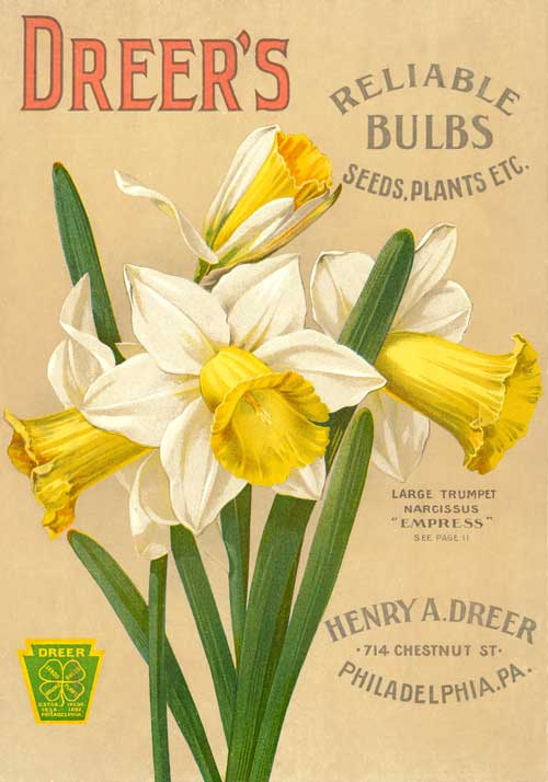 Online Now for Your Viewing Pleasure: 14,000 Antique Garden Catalogs – www.oldhousegardens.com