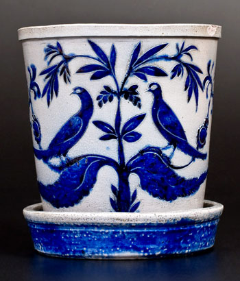 Antique Flower Pot Sells for $63,250 – www.OldHouseGardens.com