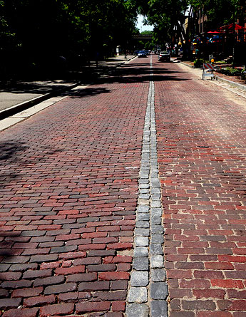 Save the Cobblestones, Granite Curbs, Oyster Shell Paths, and More! – www.OldHouseGardens.com