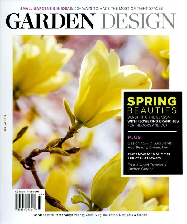 Heirloom Daffodils (and OHG) Featured in <i>Garden Design</i> &ndash; www.OldHouseGardens.com