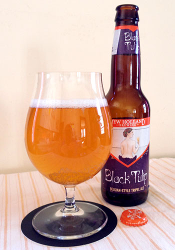 Toasting Spring with Black Tulip Ale – www.OldHouseGardens.com